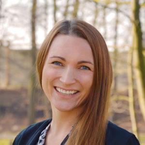 Astrid Hauptmann, Leiterin des Musikprojekts bei DCG
