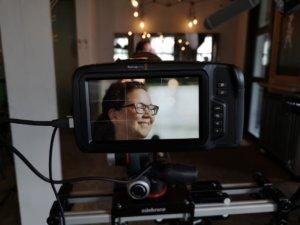 In den Filmclips erzählen mehrere Personen, wie sie das Licht des Lebens erlebt haben. Foto: BrunstadTV