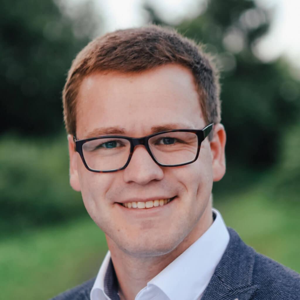 Alexander Hartje, Vorstand DCG Waltrop